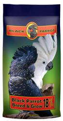 BLACK PARROT BREED & GROW 18% 20kg