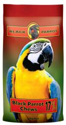 BLACK PARROT CHEWS 17% 5kg
