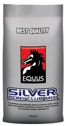 EQUUS SILVER PONY CLUB MIX 20kg